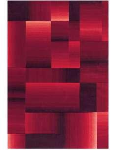 Tapis DYNAMIQUE 5035 Rouge - par Arte Espina