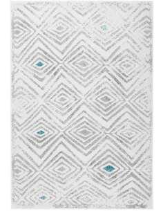 Tapis VANCOUVER 410 Blanc Gris - par Arte Espina