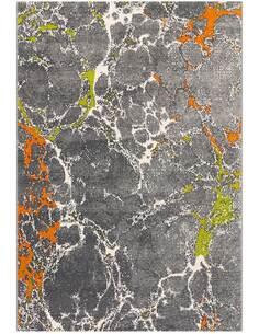 Tapis DÉPLACER GRAU 4442 Multicolore - par Arte Espina
