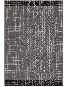 Tapis DÉPLACER 4474 Gris Blanc - par Arte Espina