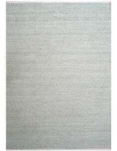 Tapis extérieur FONTAINE 110 Vert Blanc - par Arte Espina
