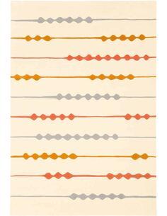 Tapis SPIRIT 3083 Beige Orange - par Arte Espina