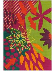 Tapis SPIRIT 3135 Multicolore - par Arte Espina
