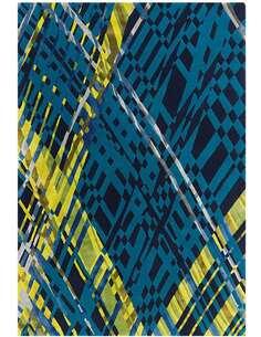 Tapis DIAMANT Multicolore 8050 Bleu - par Arte Espina