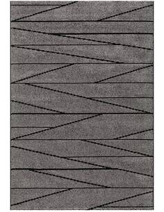 Tapis DÉPLACER 4471 GRAU Anthracite - par Arte Espina