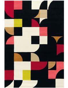 Tapis ESPRIT 3105 Multicolore Noir - par Arte Espina