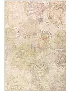 Tapis ATELIER 4476 Blanc Pastel - par Arte Espina