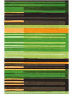 Tapis JOY 4066 Multicolore Vert - par Arte Espina