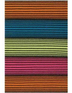 Tapis ARTISANAT 8052 Multicolore - par Arte Espina