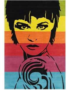 Tapis JOY 4019 Multicolore FEMME - par Arte Espina