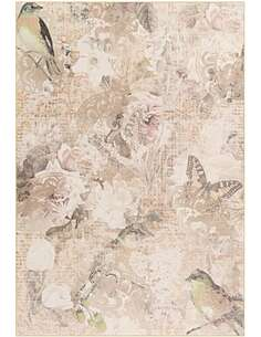 Tapis ATELIER 4475 Blanc Pastel - par Arte Espina