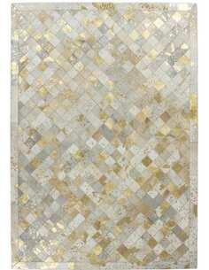 Tapis LAVISH 210 Blanc Or - par Arte Espina