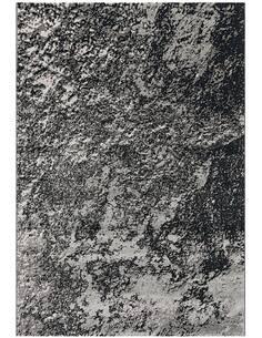 Tapis DÉPLACER 4446 Noir Gris - par Arte Espina