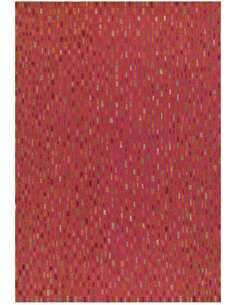 Tapis SAUVAGE 8022 Rouge - par Arte Espina