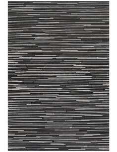Tapis SAUVAGE 8023 Gris foncé - par Arte Espina