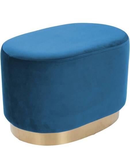 Pouf banquette NANO 410 Bleu - par Arte Espina