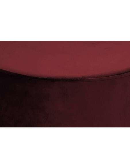 Pouf banquette NANO 510 Rouge - par Arte Espina