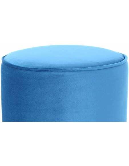 Pouf NENA 110 Bleu - par Arte Espina