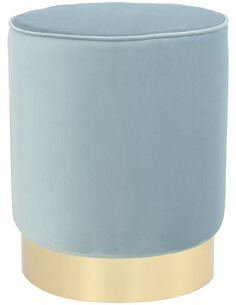 Pouf NENA 110 LIGHT Bleu - par Arte Espina