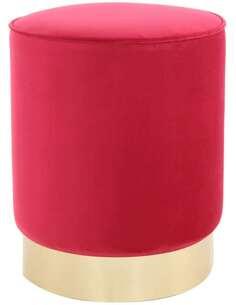 Pouf NENA 110 Rouge - par Arte Espina