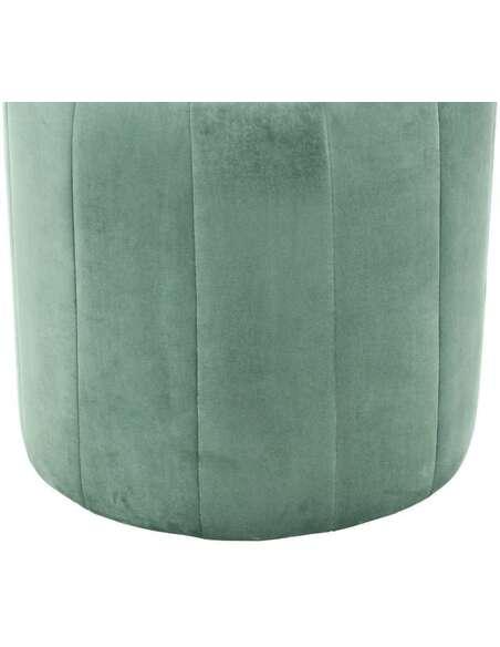 Pouf REESE 110 Vert - par Arte Espina