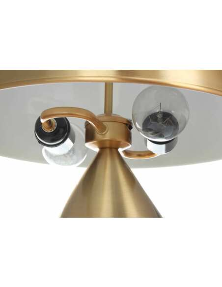 Lampe de table FUNGO 110 Bronze - par Arte Espina