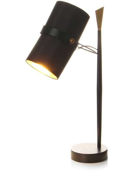 Lampe de table NOUVEAUTÉ 110 Noir - par Arte Espina
