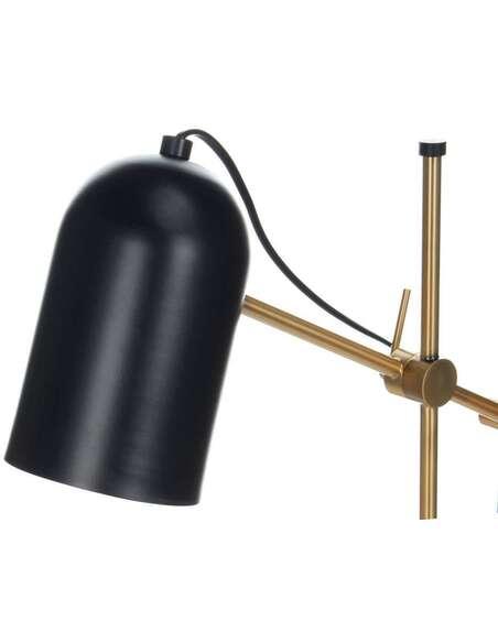 Lampe de table SPIRO 110 Noir Or Blanc - par Arte Espina