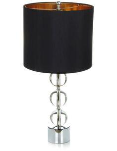 Lampe de table POLARO 110 Noir Or Argent - par Arte Espina