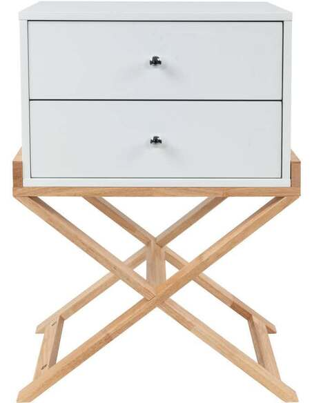 Cabinet VALERIE 210 Blanc Naturel - par Arte Espina
