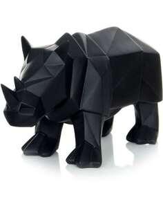 Sculpture RHINO 110 Noir - par Arte Espina