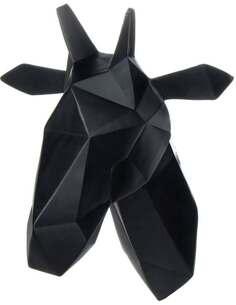 Wanddeko Giraffe 110 Noir
