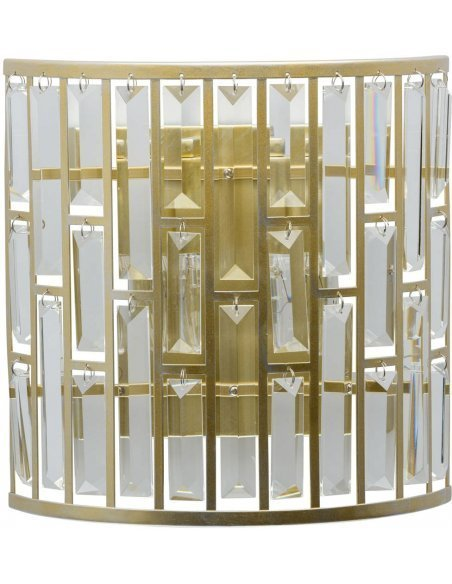 Applique AMEUGNY collection Crystal - par MW-LIGHT