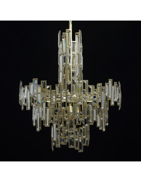 Suspension AMIONS collection Crystal - par MW-LIGHT
