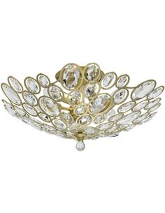 Plafonnier AMPLAING collection Crystal - par MW-LIGHT