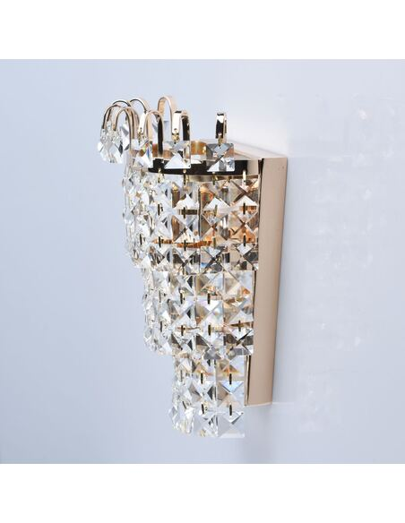 Applique ANAHO collection Crystal - par MW-LIGHT