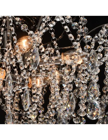Plafonnier ANAPOO collection Crystal - par MW-LIGHT