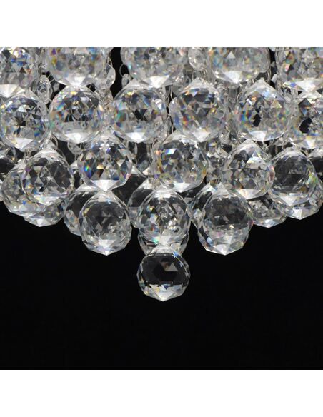 Plafonnier ANAPOTO collection Crystal - par MW-LIGHT