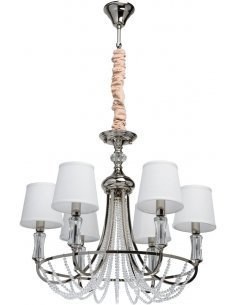 Suspension ANNESSE-ET-BEAULIEU collection Elegance - par MW-LIGHT