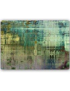 Plaque acier décorative RÉSUMÉ 1 - par Feeby
