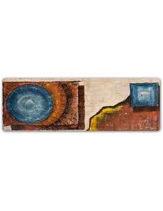 Plaque acier décorative PANORAMA, RÉSUMÉ 59 - par Feeby