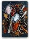Plaque acier décorative ÉPICES 2 - par Feeby