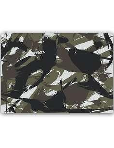 Plaque acier décorative MODÈLE MORO 1 - par Feeby