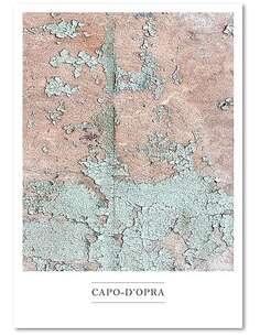 Tableau 18 ABSTRACTION imprimé sur bois - par Feeby