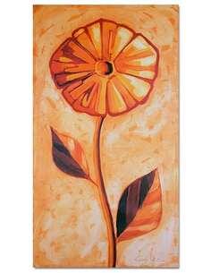 Tableau FLEUR D'ORANGER imprimé sur bois - par Feeby