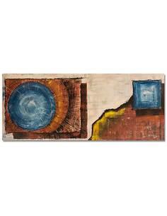 Tableau PANORAMA, 59 ABSTRACTION imprimé sur bois - par Feeby
