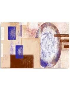 Tableau INTÉRIEUR 1 imprimé sur toile - par Feeby