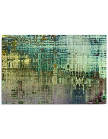 Tableau ABSTRACTION 1 imprimé sur toile - par Feeby