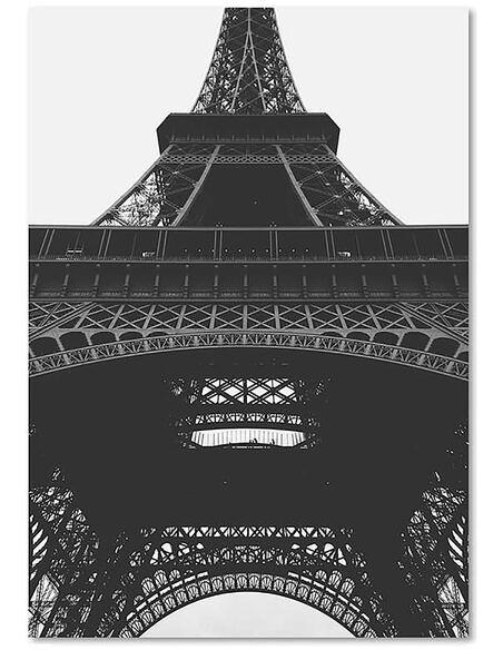 Tableau TOUR EIFFEL 8 imprimé sur toile - par Feeby