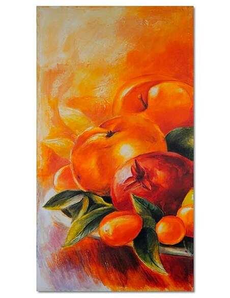 Tableau FRUITS FRAIS imprimé sur toile - par Feeby